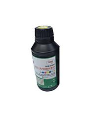 500ml amarelo bico Epson material adequado leduv tinta UV flexível