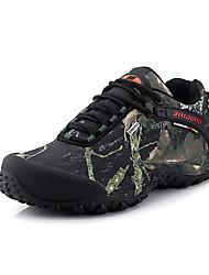 Men's Loafers & Slip-Ons Spring / Fall Comfort Fabric Casual Flat Heel  Yellow / Gray Walking