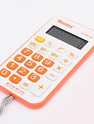 (Random color) 1PC Portable Pocket Calculators Students Mini Calculator Examination