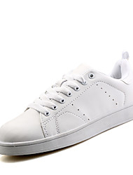 Women's Sneakers Spring / Summer / Fall / Winter Comfort / Leatherette Outdoor / Athletic / Casual Black / White /