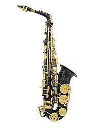 e saks saxophone alto noir 896 ormeaux coquille 1