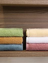 """100% хлопок-30*30cm(11""""*11"""")-Однотонный-Полотенца для мытья"""