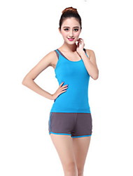 Yoga Clothing Suits Breathable Compression Comfortable Stretchy Sports Wear Women'sYoga
