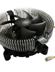 overclocking trois bluebird 3 bureau cpu ventilateur de radiateur intel / amd générale plate-forme muette