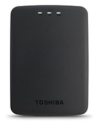 TOSHIBA Canvio AeroCast 1TB USB 3.0 Wireless External Hard Drive with SD Slot