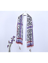 Women Polyester Scarf,Fashionable Jewelry
