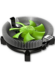 The Celestial Pole Wind Diana CPU Radiator Multi-platform Intel 775/1155/1156 / AMD CPU Fan