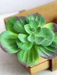 Técnicas vermelho / verde 1pack Crafts Floral
