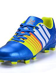 Femme-Décontracté / Sport-Bleu / Jaune / Orange-Talon Plat-Confort-Chaussures d'Athlétisme-Polyuréthane