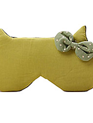 Han Edition Fashion Cat Head Bowknot Is Pure Color Contracted (Random Delivery)