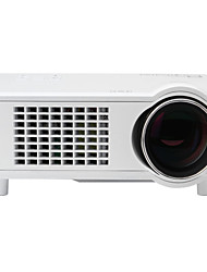 Mini LED 3D Home Theater Business Projector 3000 Lumens 1280x800 1080p VGA USB SD HDMI Input T928S