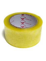 Transparent Yellow Sealing Tape SealingTape Adhesive Tape 4.2 * 2.5Cm (Volume 2 A)