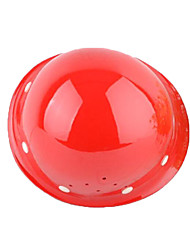 Red Anti-Smashing Impact Site Steel High Strength Fiberglass Helmet