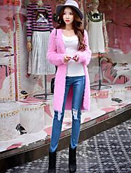 dabuwawa Frauen feste Jeans / dünne Hosen, Jahrgang / Straße chic / Punk& gotisch