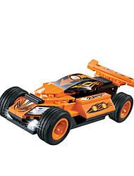 Blocs de Construction Pour cadeau Blocs de Construction Maquette & Jeu de Construction Automatique Plastique 8 à 13 ans Orange Jouets