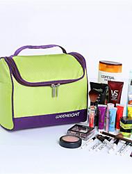 impermeável multifuncionais grande capacidade de Higiene Pessoal viagem saco gancho homens saco saco de cosmética e mulheres em uma viagem