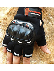 The New Style Of Motorcycle Racing Protective Gloves Semi Finger Riding Motorcycle Gloves Ventilation and Non Slip