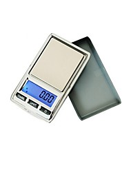 Mini Electronic Scales Scales Jewelry Scales Gold Bird's Nest Tea (Green Backlight Sale 100G / 500G Dual Range)