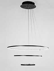 Pendant Light ,  Modern/Contemporary Painting Feature for LED Metal Dining Room Study Room/Office Hallway