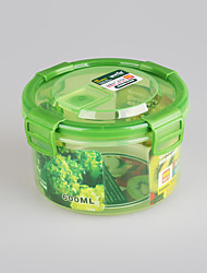 800ml Airtight Click Lock Food Box
