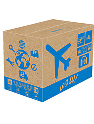 Yellow Color Other Material Packaging & Shipping 10# Three Layer Hard Packing Cartons A Pack of Seventeen