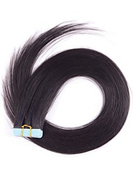 Tape/PU/Skin Hair Extension Brazilian Hair With Cutile 2.5g Per Strand