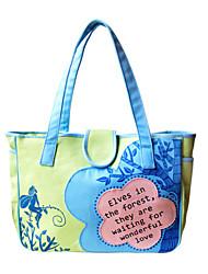 fiore Princess® Donna Corda Tote Verde-A20111093