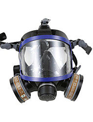 máscara de gás de silicone