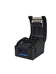 24Vdc 2.5A Precision 200Dpi Usb Xp-360B Thermal Bar Code Label Printers Printed Material 80Mm
