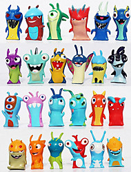 Figurines d'Action & Animaux en Peluche Maquette & Jeu de Construction PVC
