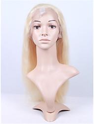 10-28 pouces naturelle droite brazilian vierge humaine cheveux 613 # couleur perruque avec des cheveux de bébé