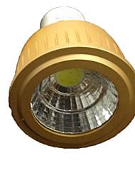 3W GU5.3(MR16) Faretti LED MR16 1 COB 80 lm Bianco caldo / Luce fredda Decorativo AC 220-240 V 1 pezzo