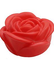 rosa lamparina (cores aleatórias)