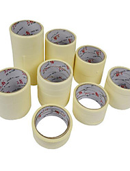 Masking Tape Wholesale Wide 6Mm * 15 Yards Long Textured Plastic Al139