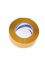 Beige Packing Tape 6CM Wide and 200 Long Yellow Tape Packing Tape (Volume 2 A)