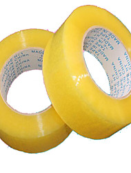 Specials Shipping Fcl 160 Meters Long, 4.5 Wide Viscosity Transparent Tape Sealing Plastic