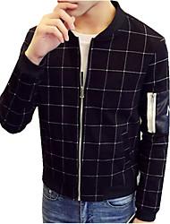 DMI™ Men's Mock Neck Plaids Casual Jacket(More Colors)