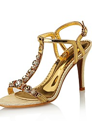Women's Shoes Glitter Heels / Sandals / Styles Sandals Wedding / Party & Evening / Dress Stiletto