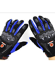 Scoyco MC09 Motorcycle Racing Gloves Imitation Carbon Fiber Anti Riding Assault Full Finger Gloves