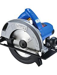 220 V, 1800 W 1800 Rpm 3000 Spm Woodworking Portable Electric Circular Saw