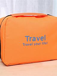 saco de lavagem de viagens do sexo feminino à prova de água saco de lavagem portátil cosméticos saco