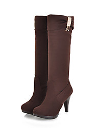 Women's Boots Spring / Fall / WinterWedges / Heels / Fashion Boots / Gladiator / Basic Pump / Comfort / Shoes