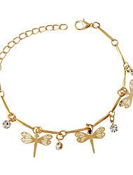 Bracelet Charmes pour Bracelets Alliage Forme d'Animal Mode Bijoux Cadeau Doré,1pc