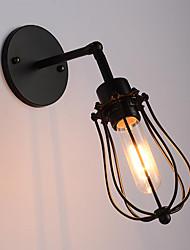 max 60w e26 / e27 caractéristique traditionnelle / classique / rétro de peinture pour bras oscillant, mur de lumière ambiante bougeoirs