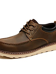 Westland® Men's Boots  Fashion Boots / Work & Safety / Comfort / Flats Cowhide / Leather / Nappa Leather Outdoor