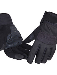 Sports Gloves Cycling Gloves / Touch Gloves Bike Full-finger Gloves UnisexAnti-skidding / Keep Warm / Windproof / Wearable / Breathable /