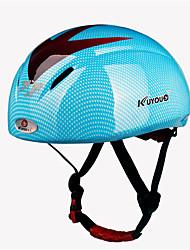 Универсальные шлем Л: 58-61CM Спортивные Ультралегкий (UL) Фиксированный 14 CE EN 1077 Снежные виды спорта / Лыжи Белый / Чёрный / Синий