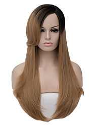 são parciais peruca gradiente de Harajuku, lolita lolita, cos peruca peruca,