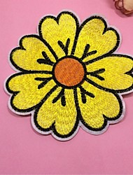 Candy Pink / Daffodil / White Fabric 1 pc