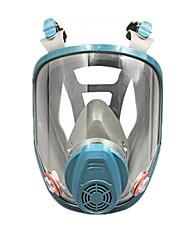 silicone antivírus máscara cobertura completa